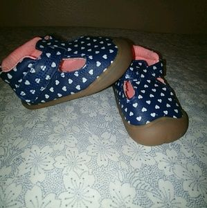 Baby crawling shoes